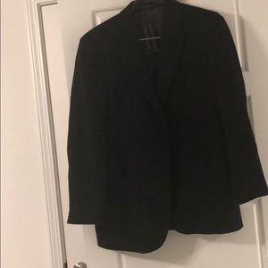 Black Club Room Jacket.